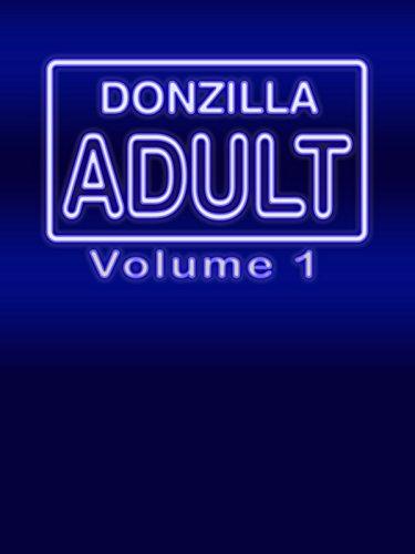 Donzilla:Adult Volume 1 - Hustler Tv