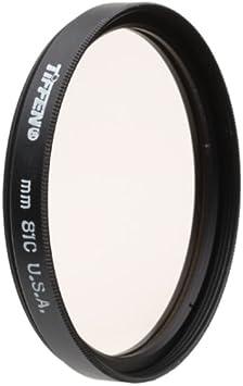 Tiffen 52mm 81C Filter
