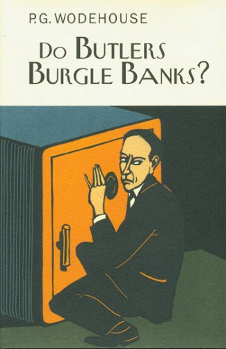 Book cover for Do Butlers Burgle Banks?