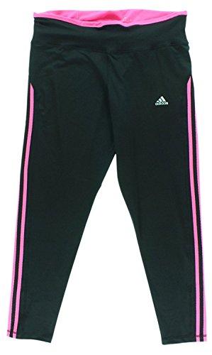ADIDAS CE LONG WOMEN'S Climalite Essentials TIGHT LEGGINGS athletic PANTS - Medium