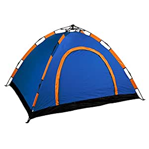 Aktive - Tienda Camping iglú para 4 personas, auto montable ...