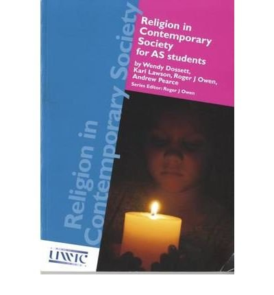 Download Religion in Contemporary Society for AS Students (Paperback) - Common pdf epub