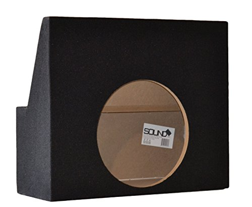 SoundBox Chevy Corvette C5 Z06 Single 12'' Subwoofer Enclosure Sub Box (12' Subwoofer Sub)