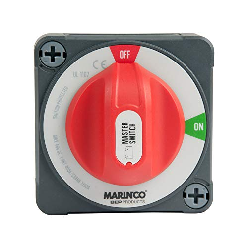 BEP Marinco Power Products Pro Installer EZ-Mount On/Off Battery Switch from BEP