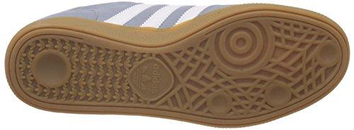 Adidas Herren Spezial Low-top Grau (grigio Chiaro / Bianco Lucido / Oro Metallizzato)