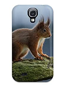 Awesome Case Cover/galaxy S4 Defender Case Cover(squirrel)