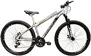 Bicicleta Aro 29 TB Niner Mountain Bike Grafite e Laranja, Track Bikes