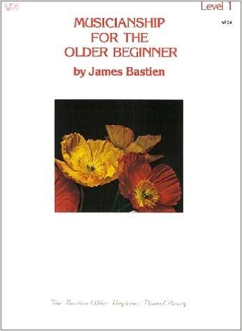 wp34 musicianship for the older beginner level 1
