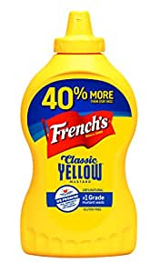 French's Classic Yellow Mustard, 20 oz