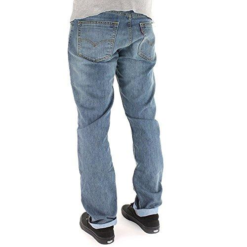 Azul 513 avenues Levi's Hombre Jeans Slim 1786 Blue Para Straight YgCw6gq