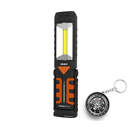Nebo 6305 Rechargeable Flashlight Combination