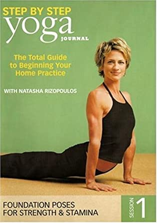 Amazon.com: Yoga Journals: Beginning Yoga Step By Step 1 ...