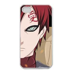 iphone4 4s Phone Case White Gaara UYUI6799371