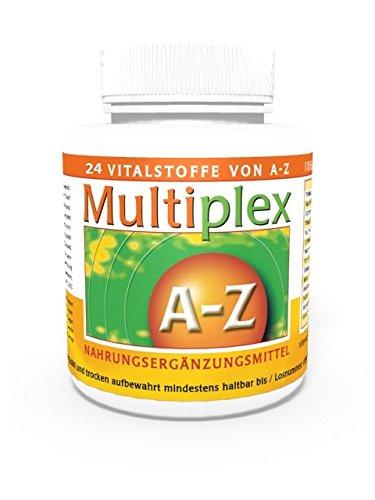 Vita World Multivitamin A-Z 100 Tabletten Apotheken Herstellung