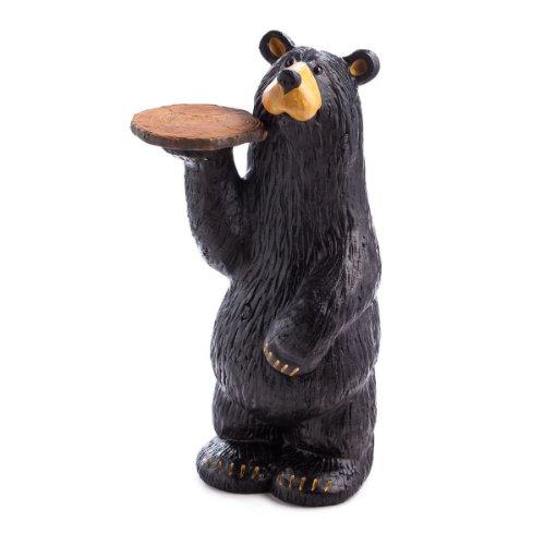 Bearfoots Bears Waiter Bear Figurine