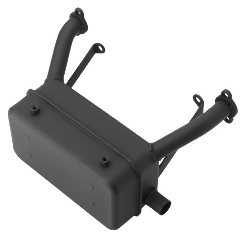 Briggs & Stratton 807831 Super Lo-Tone Muffler For Horizontal Vanguard V-Twin 29, 30 and 35 HP Engines