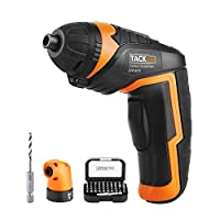 Deals on Tacklife SDP51DC Cordless Rechargeable Screwdriver