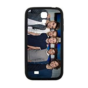 QQQO One Direction Design Personalized Fashion High Quality Phone Case For Samsung Galaxy S4
