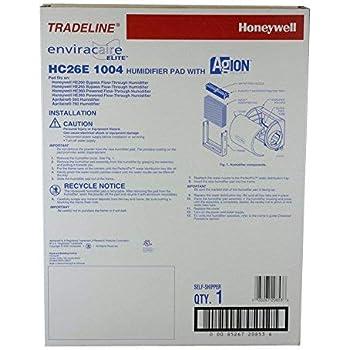 Honeywell HC26E1004 Humidifier Pad