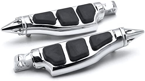 Stiletto Motorcycle Foot Pegs For Harley-Davidson Sportser Male Peg Mount