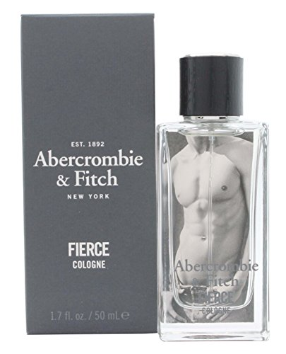 Abercrombie   Fitch Fierce Cologne Spray For Men  1 7 Ounce