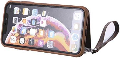 Samsung Galaxy S10 5G PUレザー ケース, 手帳型 ケース 本革 カバー収納 高級 ビジネス 財布 スマートフォンカバー 手帳型ケース Samsung Galaxy サムスン ギャラクシー S10 5G レザーケース