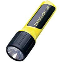 Streamlight 68254 4AA ProPolymer Flashlight with Batteries, Yellow