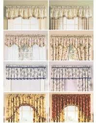 Butterick Pattern 3492 Waverly Valances and Drapes Window Treatment 36