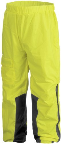 Firstgear Sierra Day Glo Pants , Distinct Name: DayGlo, Primary Color: Yellow, Size: 2XL, Gender: Mens/Unisex, Apparel Material: Textile FRP.1302.01.M005