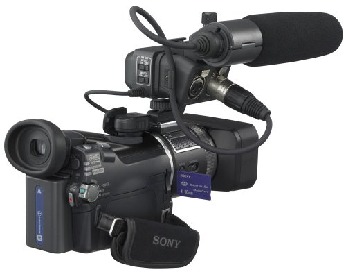 Sony Professional HVR-A1U CMOS High Definition Camcorder with 10x Optical Zoom (Discontinued by Manufacturer)