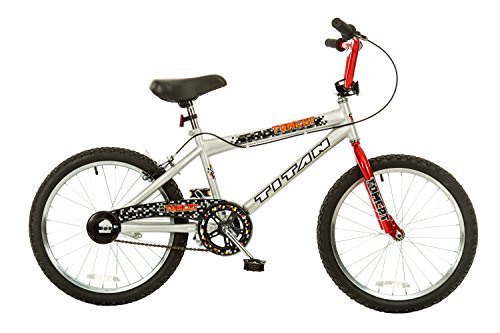 TITAN Tomcat Boys BMX Freestyle Bicycle (20-Inch Wheel Bike) [並行輸入品] B07BV7L99V