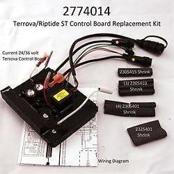 Thrust 36V//Riptide ST 112lb Minn Kota Terrova 24V//112lb Thrust 36V Control Board #2774014