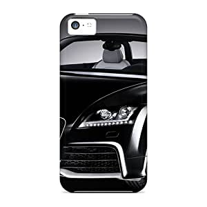 Iphone Case - Tpu Case Protective For Iphone 5c- 2010 Audi Tt Rs Roadster 5