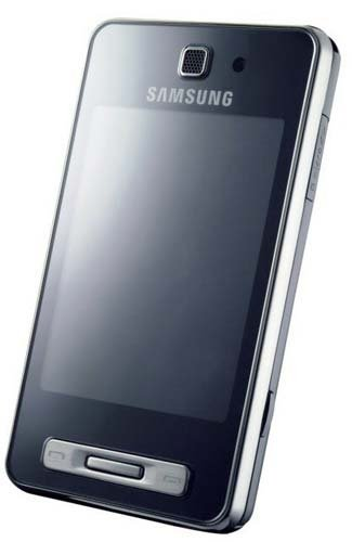 samsung altes touch handy