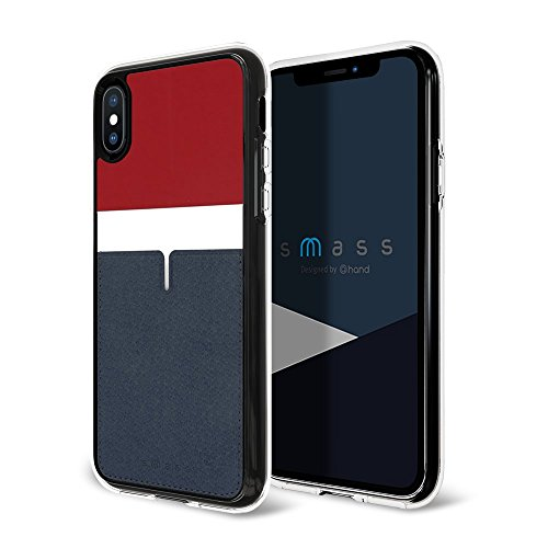 Review iPhone X case, SMASS