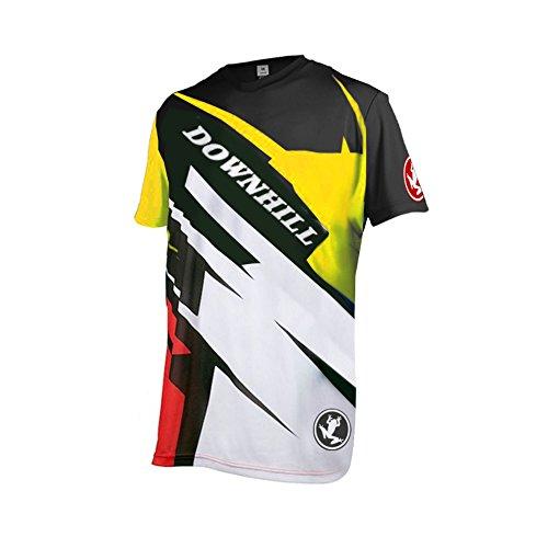 Uglyfrog 09 Designs Bike Wear Men's Downhill Jersey Summer Short Sleeve Rage MTB Cycling Top Cycle Motocross Mountain Bike Shirt