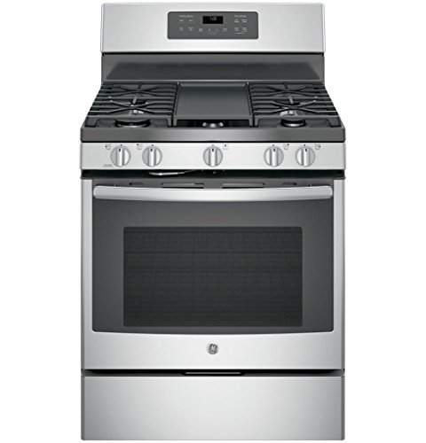 GE JGB700SEJSS Sealed Burner Range