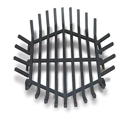 """30"""" Round Welded 5/8"""" Carbon Steel Fire Pit Grate - Amazon.com : 30"""
