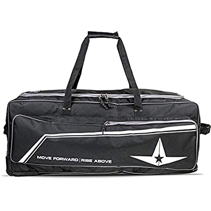 Image of All-Star Pro Catchers Roller Bag Equipment Bags