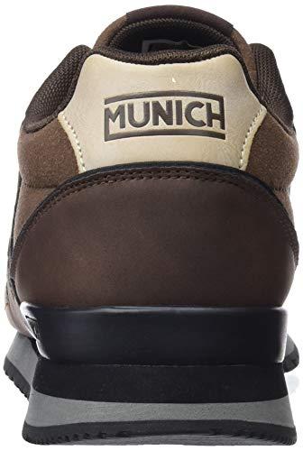 Dash Zapatillas Unisex Adulto Munich de Marr Deporte a7xxvw