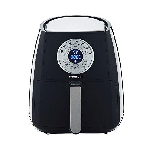 GoWISE USA 3.7-Quart Programmable Air Fryer, GW22653