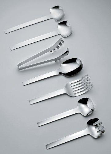 Alessi KL05'Tibidabo' Spaghetti Tongs Silver