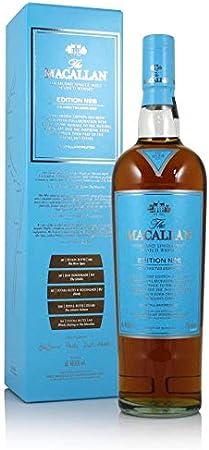 The Macallan EDITION N° 6 Highland Single Malt Scotch Whisky 48,6% - 700 ml in Giftbox