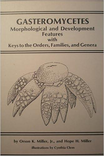 Gasteromycetes: Morphological & Developmental Features