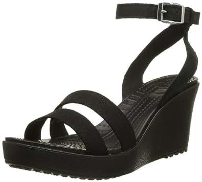 Wonderful Crocs Patricia II Navy Womens Sandals Size 7 UK Amazoncouk Shoes