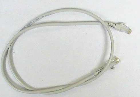 Patch Cord, UTP Stranded, 4 Pair, Snagless, CAT5e, 0.5 meter, AWG24, T568B, ()