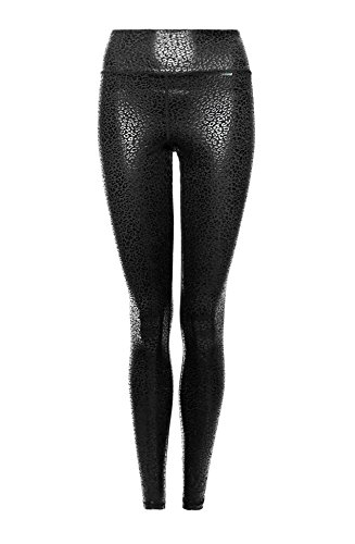 Platinum Sun Leopard Compression Leggings product image