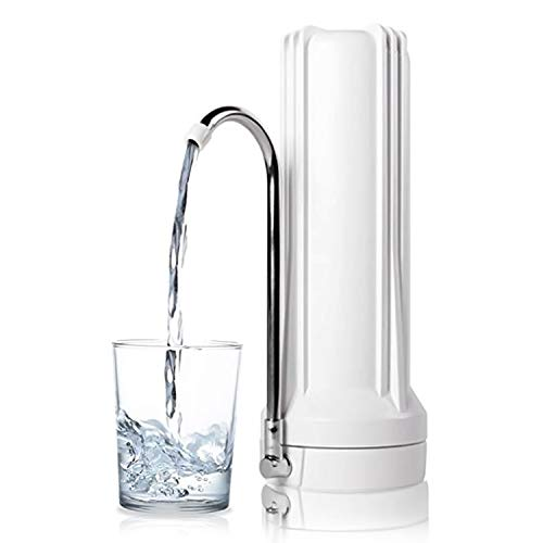 APEX MR-1030 Countertop Water Filter (Snow White)