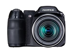 Fujifilm FinePix S2000HD 10MP Digital Camera with 15x Optical Dual Image Stabilized Zoom