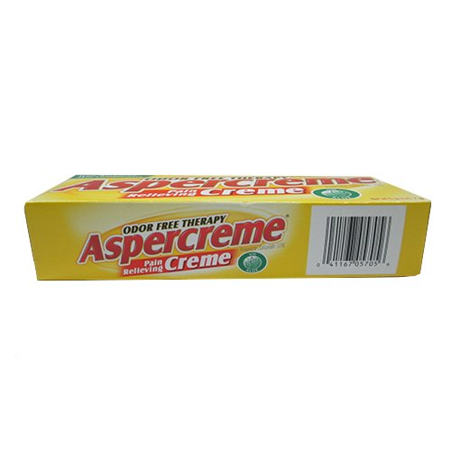 Aspercreme Analgesic Creme Rub with Aloe - 5 oz by Aspercreme